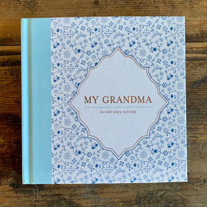 My Grandma - In Her Own Words