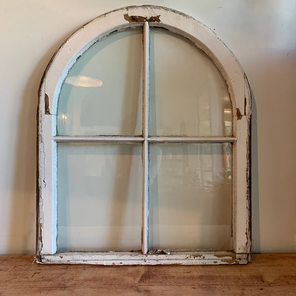 Vintage Arched Window #2