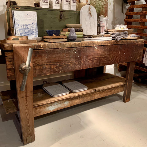 1800's Workbench