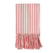 Mirto Striped Fringe Towel (4 Colors)