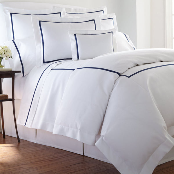 Piped Bedding Collection