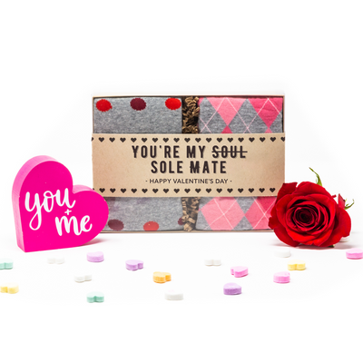 Valentine's Day Gift Box Set | NoColdFeet