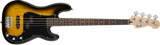 SQUIER AFFINITY SERIES™ PRECISION BASS® PJ PACK - BROWN SUNBURST