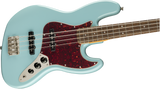 Squier Classic Vibe '60s Jazz Bass®, Laurel Fingerboard, Daphne Blue