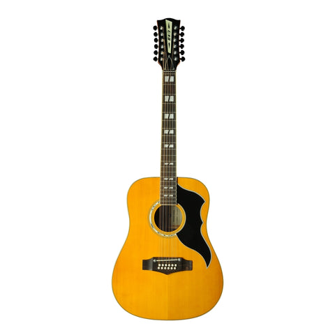 EKO Ranger XII VR EQ Natural - 12 String Electro-Acoustic