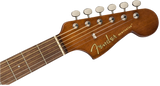 Fender Newporter Player - Natural - Electro-Acoustic