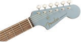 Fender Newporter Player Electro-Acoustic - Ice Blue Satin