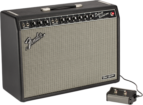 Fender Tone Master Deluxe Reverb guitar amplifier