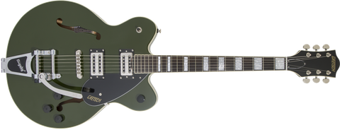 Gretsch G2622T Streamliner™ Centre Block with Bigsby® - Torino Green
