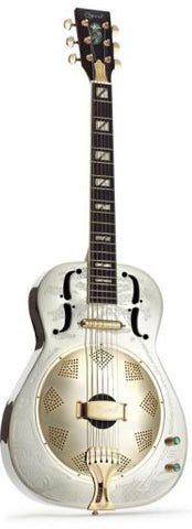 Ozark 3515BTE resonator with pickup