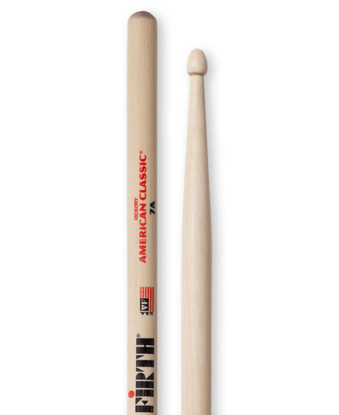 Vic Firth American Classic 7A Wood Tip