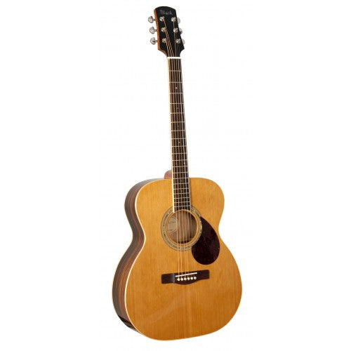 Adam Black O-7 Natural Acoustic Guitar