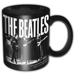 The Beatles - PALLADIUM 1963 Mug