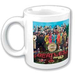 The Beatles - Sgt Pepper Mug