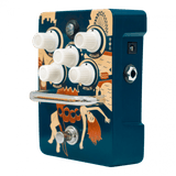 Orange Kongpressor - Compression Pedal