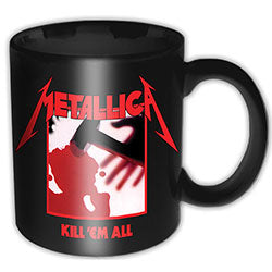 Metallica -KILL 'EM ALL Mug