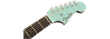 Fender Malibu Player - Aqua Splash