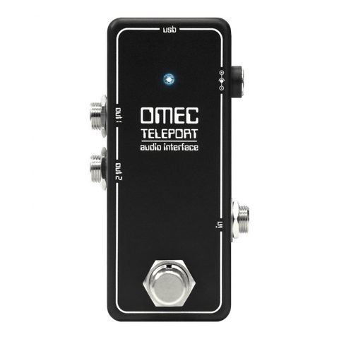 Orange OMEC Teleport - Audio Interface Pedal
