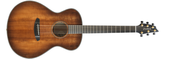 Breedlove Oregon Bourbon Burst