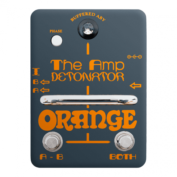 Orange Amp Detonator - ABY Pedal