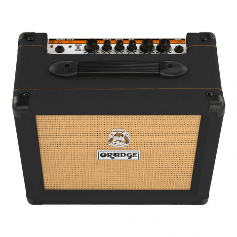 Orange Crush 20 (Black) - Guitar Amp Combo