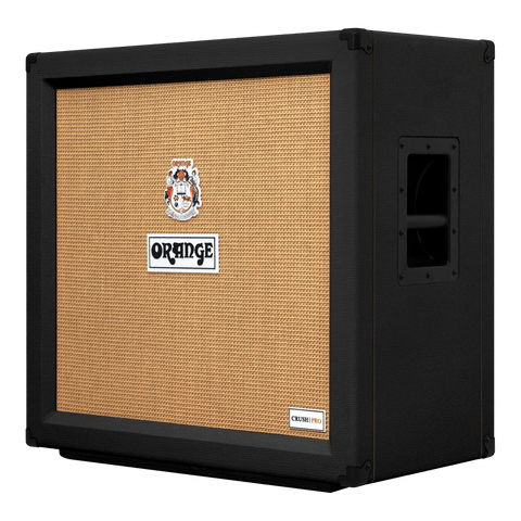 Orange Crush Pro 412 (Black) - Guitar Speaker Cabinet