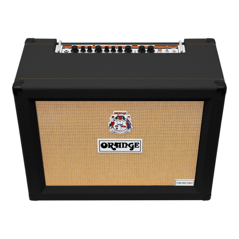 Orange Crush Pro 120 (Black)- Guitar Amp Combo