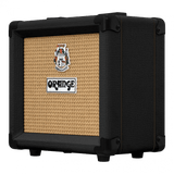 "Orange PPC108 Black 1x8"" cab for Micro Terror/Micro Dark"