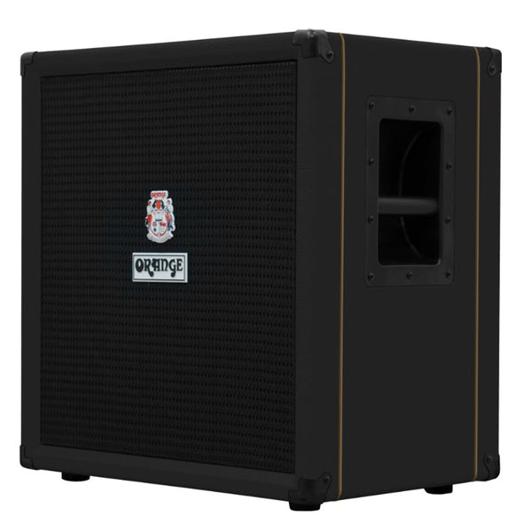 Orange Crush Bass 100 Combo - Black