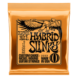Ernie Ball HYBRID SLINKY NICKEL WOUND ELECTRIC GUITAR STRINGS - 9-46 GAUGE