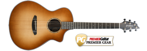 Breedlove Premier Concert Copper CE - Copper Burst