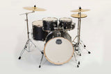 Mapex Storm 22 Rock Fusion Ebony Blue wood Grain