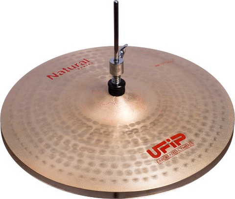 "UFIP Natural Series 13"" Medium Hi Hat"