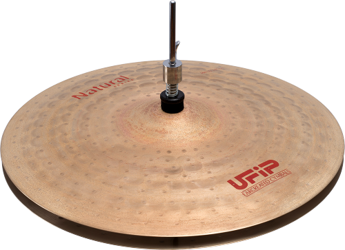 "UFIP Natural Series 16"" Light Hi Hat"