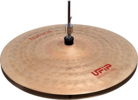 "UFIP Natural Series 13"" Light Hi Hat"