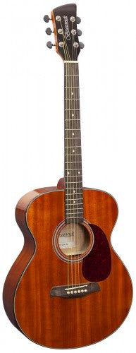 Brunswick BF200 Grand Auditorium Acoustic Guitar - Mahogany