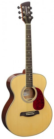 Brunswick BF200 Grand Auditorium Acoustic Guitar - Natural Spruce