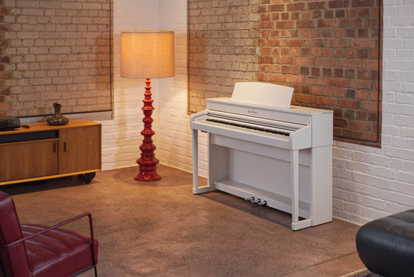 Kawai CA79 Satin White Digital Piano