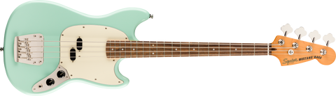 Squier Classic Vibe '60s Mustang Bass - Surf Green