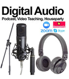 TGI Digital Audio USB Condenser Mic Bundle