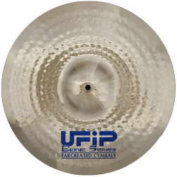 "UFIP Bionic Series 19"" Crash Cymbal"