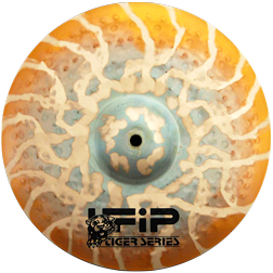 "UFIP Tiger Series 12"" Splash Cymbal"