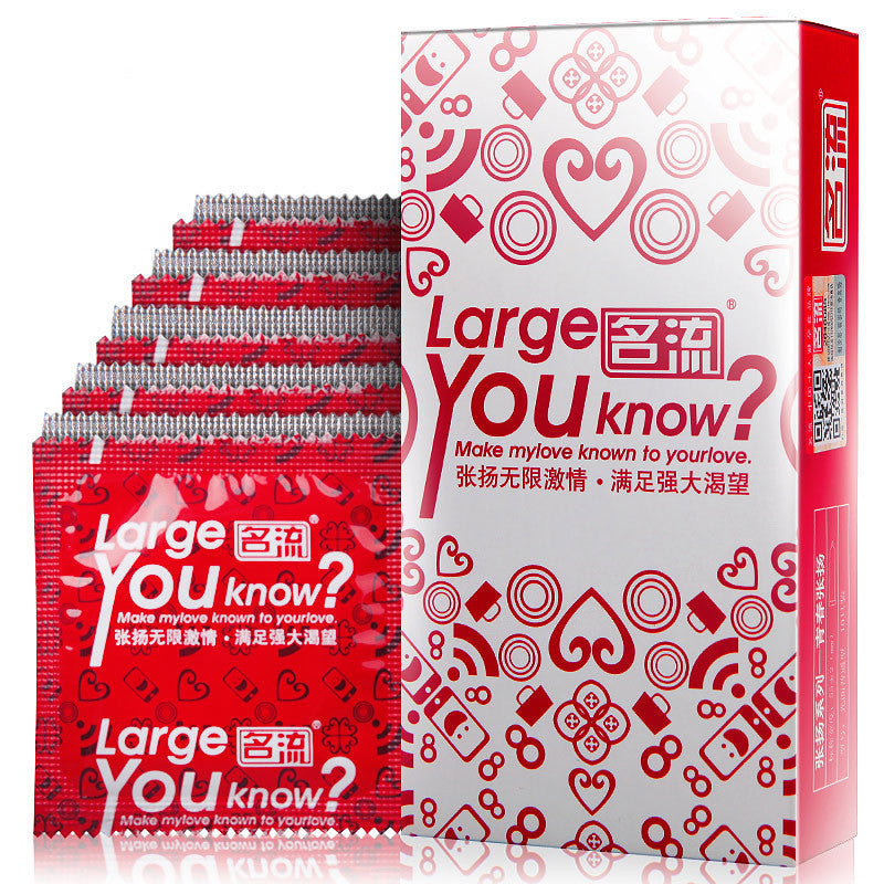 10 Pieces Top Quality large Condoms Delay Ejaculation