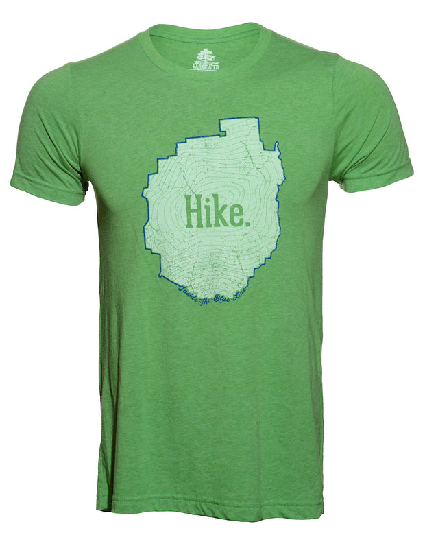 The Hike Tee - Men's T-Shirt Green