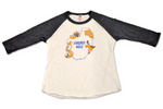 The Forever Wild Tee - Kid's T-Shirt Blue
