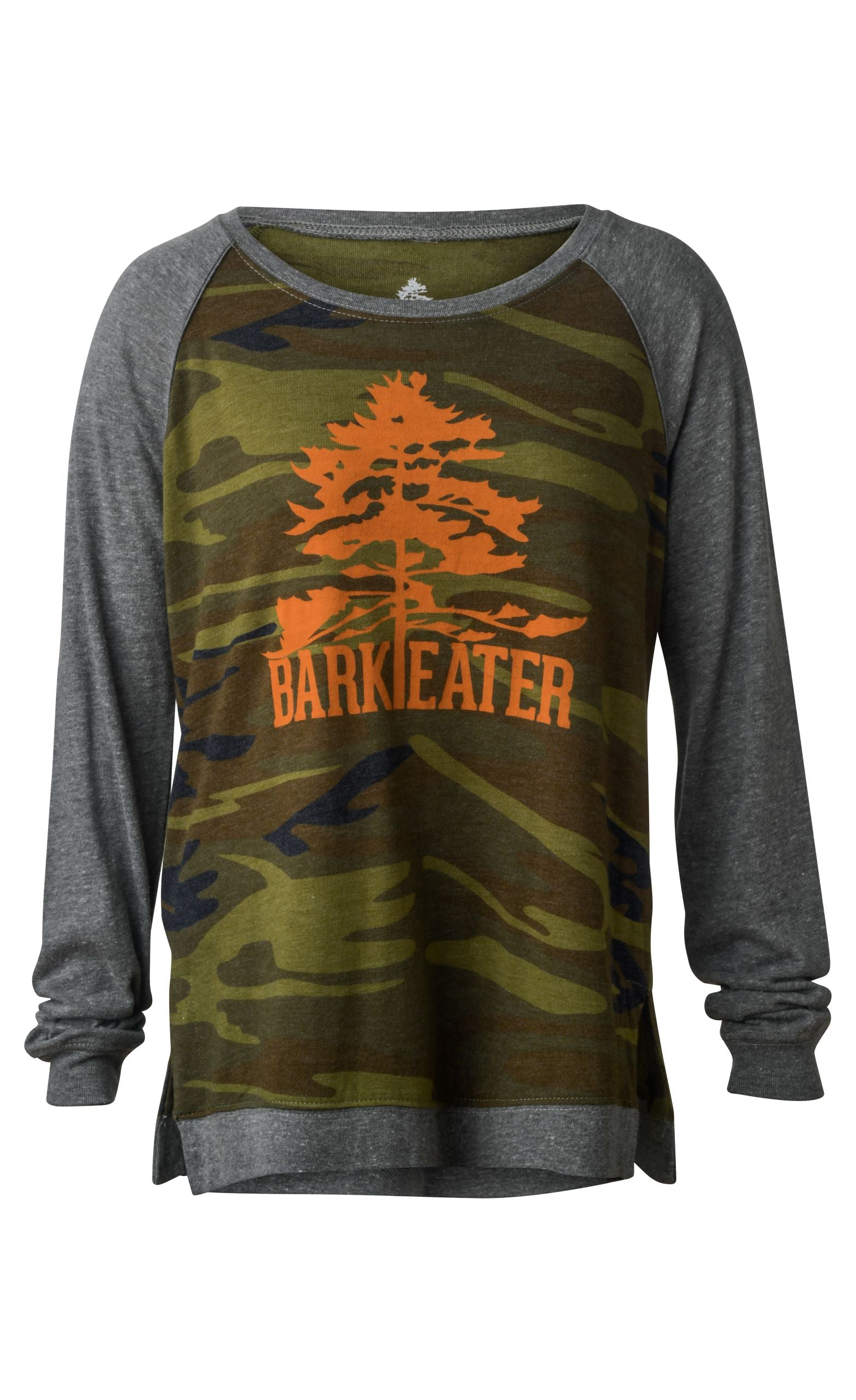 The Bark Eater Ladies Camo
