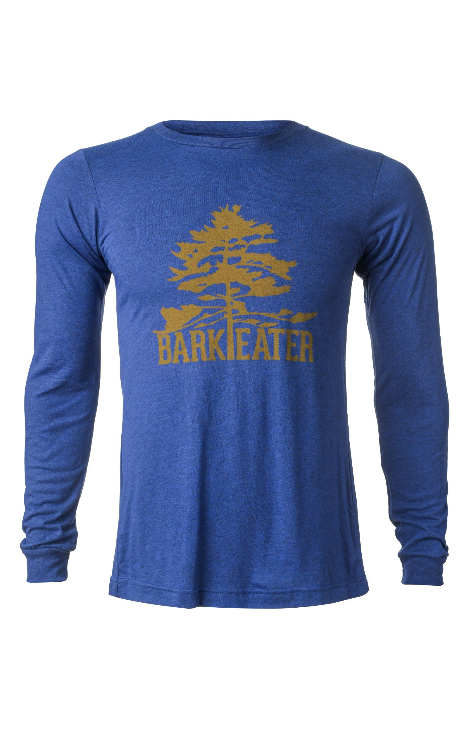 The Bark Eater Navy Long Sleeve Shirt