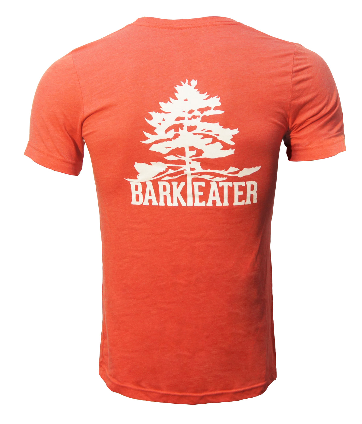 The Bark Eater Tee Red