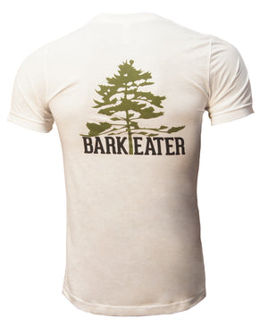 The Bark Eater Tee White