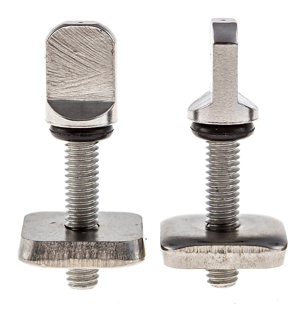 "SBS - ""No Tool"" Stainless Steel Fin Screw for Longboard and SUP"